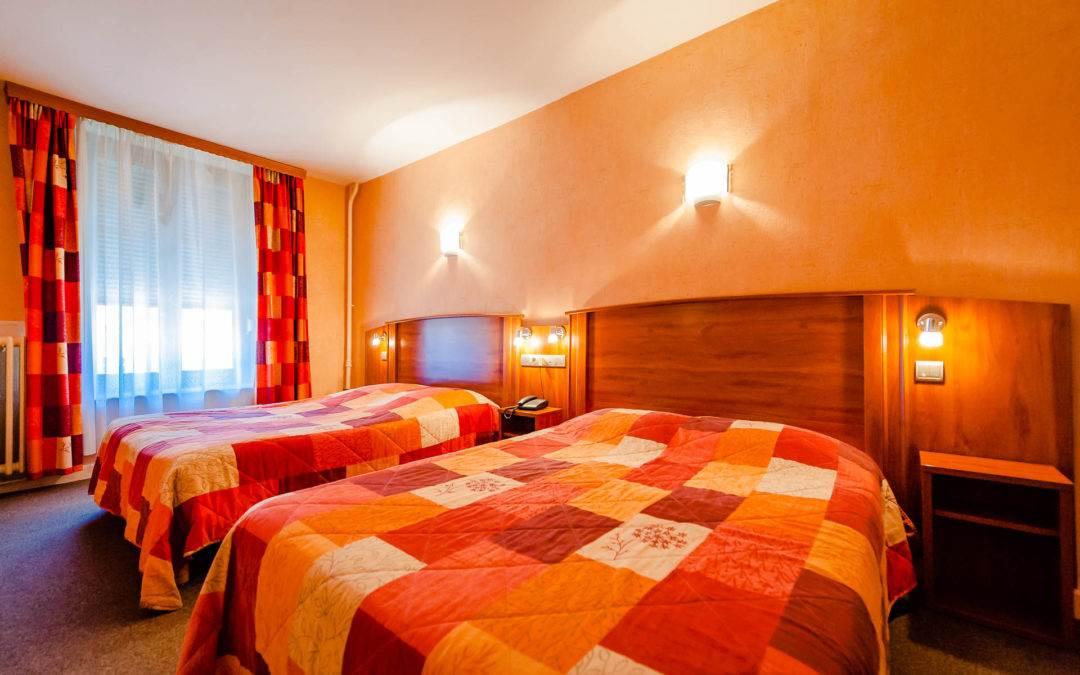 Hôtel de charme dans les Vosges