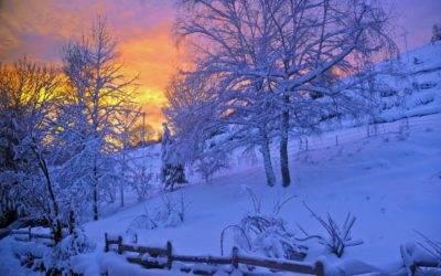 Vacances de Noël dans les Vosges