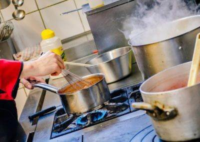 Cuisine traditionnelle près d'Épinal